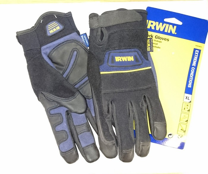 IRWIN WORK GLOVES EXTREME CONDITIONS SIZE X/LARGE 10503825
