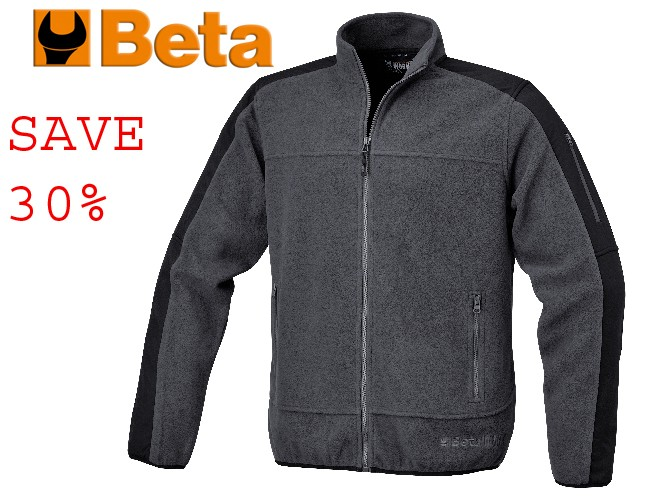 BETA 7622G FLEECE JACKET SIZE SMALL