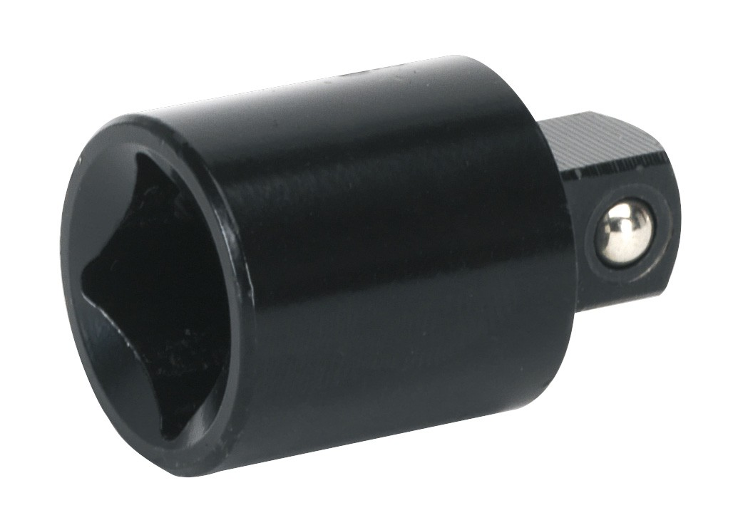 SEALEY AK5401 IMPACT ADAPTOR 1-2 INCH SQ DRIVE FEMALE - 3-8 INCH SQ DRIVE MALE