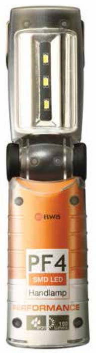 SMD LED LIGHT WITH 45 & 90 DEGREE FLEX FUNCTION FROM ELWIS LIGHTING PF4