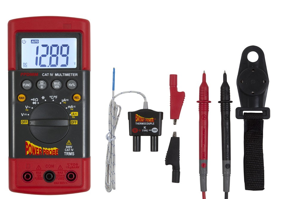 DIGITAL MULTIMETER FROM POWER PROBE PPDMM