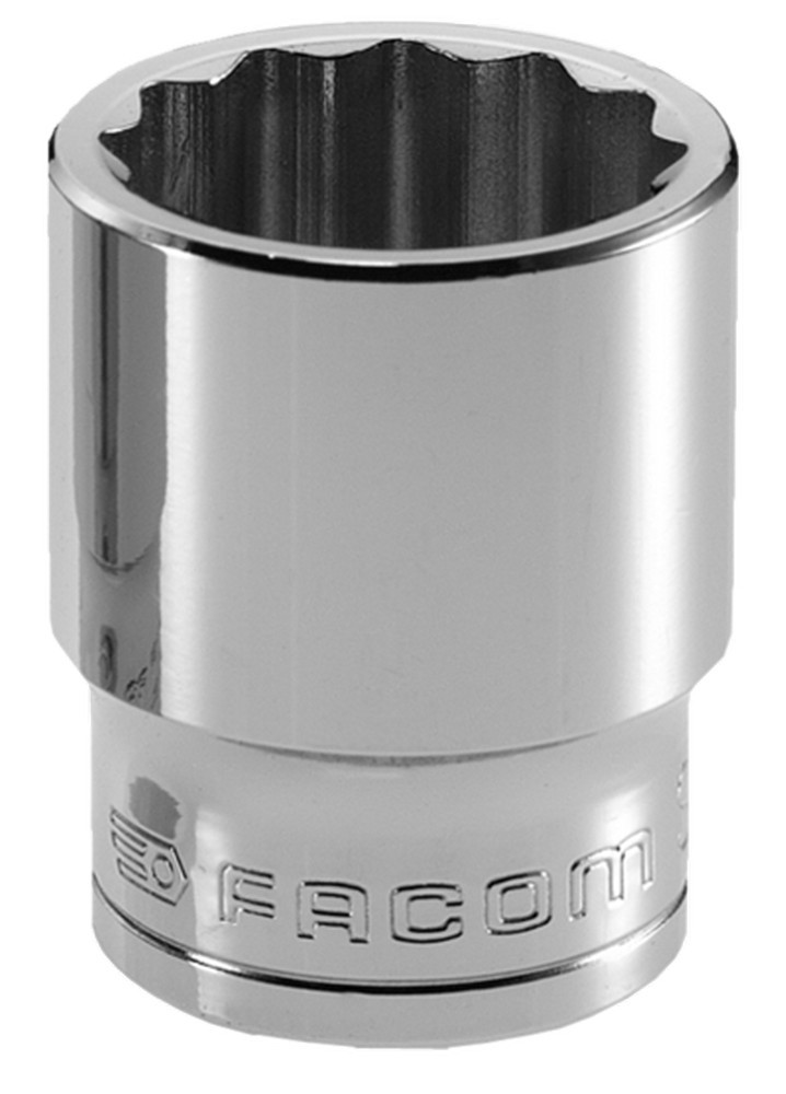 FACOM TOOLS S.22 1/2 INCH 12-POINT OGV SOCKET