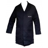 """BRITOOL WAREHOUSE / WORKWEAR COAT OVERALLS 38"""" - 40"""" CHEST LONGER LENGTH BWC-38L"""