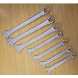 BRITOOL ENGLAND SPANNER SET 7 PIECES