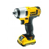 "DEWALT DCF813D2 3/8"" CORDLESS IMPACT WRENCH KIT (COMES WITH 2 LI-ION BATTERIES)"