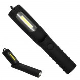ELWIS 14025 RECHARGEABLE COB LED HAND LAMP (350 LUMENS) WITH 45 & 90 DEGREE FLEX FUNCTION