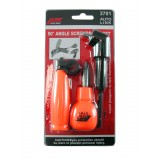 JTC3701 90 DEGREE ANGLE SCREWDRIVER SET