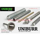UNIBURR PLUS 1816 EXTERNAL DEBURRING TOOL FOR THREAD REPAIR TO DAMAGED BOLT TIPS