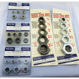 BRITOOL THREAD RESTORE KIT 129 PIECES METRIC | N.F. | N.C.