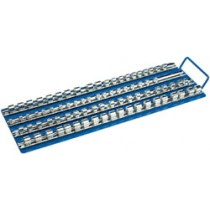 DRAPER 1-4 INCH , 3-8 INCH AND 1-2 INCH SQ. DR. SOCKET RETAINING BAR CARRIER SQUARE DRIVE SOCKETS