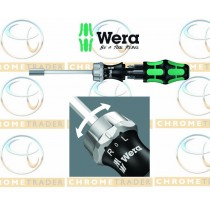 "1/4""DR RATCHETING BIT SCREWDRIVER KRAFTFORM KOMPAKT 27 FROM WERA TOOLS"