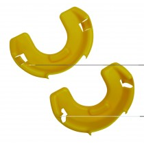 SYKES PICKAVANT 08391100 PLASTIC JAW COVERS - SMALL (PAIR)