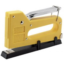 DRAPER DIY SERIES STAPLE GUN/TACKER COMPLETE WITH 12MM STAPLES