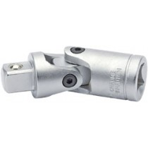 DRAPER EXPERT 1-2 INCH  SQUARE DRIVE CHROME PLATED UNIVERSAL JOINT