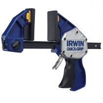 "IRWIN 12"" / 300MM QUICK-GRIP XP ONE-HANDED BAR CLAMP"