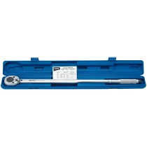 DRAPER 3-4 INCH SQUARE DRIVE 65-450NM OR 51.6 - 291LB-FT RATCHET TORQUE WRENCH