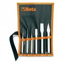 BETA TOOLS 38/B6 PUNCH AND CHISEL SET 000380006