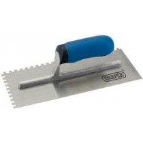 DRAPER 280 X 120MM SOFT GRIP ADHESIVE SPREADING TROWEL