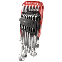 14PC 440 SERIES COMBINATION SPANNER SET FROM FACOM TOOLS
