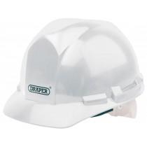 DRAPER WHITE SAFETY HELMET TO EN397