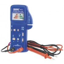 DRAPER BATTERY BULB FUSE AND CONTINUITY TESTER
