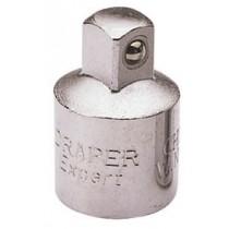 DRAPER EXPERT 1-2 INCH (F) X 3-8 INCH (M) SOCKET CONVERTER