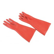 FLEX & GRIP ELECTRICAL INSULATING GLOVES - XLARGE (11) LASER TOOLS 6631