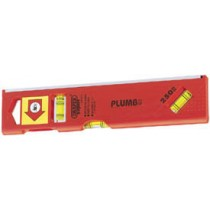 DRAPER EXPERT 250MM PLUMB SITE® DUAL VIEW™ TORPEDO LEVEL WITH MAGNETIC BASE