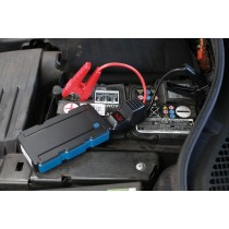 CAR BATTERY JUMP STARTER PACK / LED LIGHT / USB CHARGER FROM LASER TOOLS