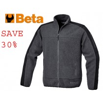 BETA 7622G FLEECE JACKET SIZE MEDIUM