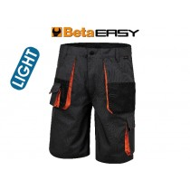 BERMUDA WORK SHORTS, LIGHTWEIGHT FROM BETA TOOLS SIZE LARGE 7861E/L