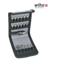 WIHA 19 PIECE DRILL AND BIT SET 79185