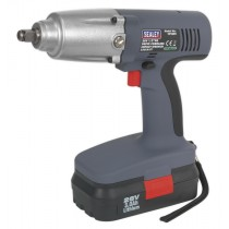 """CORDLESS LITHIUM-ION IMPACT WRENCH 26V 1/2""""SQ DRIVE 335LB.FT FROM SEALEY CP2600 SYD"""
