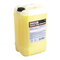 SEALEY AK132 TRAFFIC FILM REMOVER CONCENTRATE 25LTR