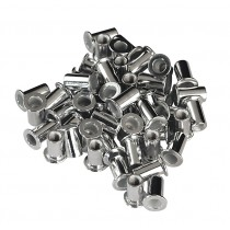 SEALEY AK396/1 RIVET NUT FLAT HEAD ALUMINIUM M3 X 0.5MM (0.25-1.5MM CAP) PACK OF 50