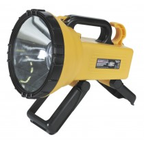 SEALEY AK437 RECHARGEABLE SPOTLIGHT 5-MILLION CANDLEPOWER
