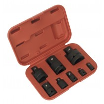 IMPACT SOCKET ADAPTOR SET 8PC SEALEY AK5900B