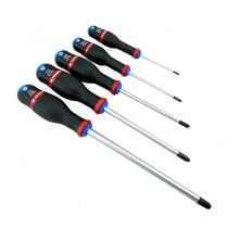 SCREWDRIVER SET FROM FACOM (POZIDRIV PZ)