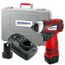 "ACDELCO ARI1277 10.8V HIGH POWER IMPACT DRIVER FOR 1/4"" SCREWDRIVER BITS"