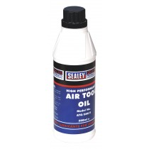 AIR TOOL OIL 500ML SEALEY ATO500S SPECIAL OFFER