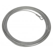 WIRE ROPE (DIA.5.4MM X 17MTR) FOR ATV2040 FROM SEALEY ATV2040.WR SYC