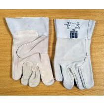 FACOM HEAVY DUTY HIDE LEATHER SAFETY GLOVES