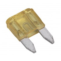 SEALEY BCF10020A AUTOMOTIVE MINI BLADE FUSE 20AMP PACK OF 10