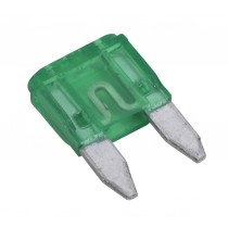 SEALEY BCF10030A AUTOMOTIVE MINI BLADE FUSE 30AMP PACK OF 10