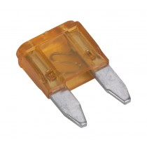 SEALEY BCF1005A AUTOMOTIVE MINI BLADE FUSE 5AMP PACK OF 10