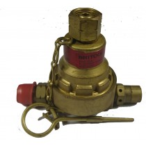 **CLEARANCE** BRITOOL FLASHBACK ARRESTOR FOR ACETYLENE. RESETTABLE TYPE
