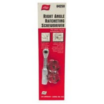 RIGHT ANGLE RATCHETING SCREWDRIVER FROM LISLE TOOLS USA - 64250