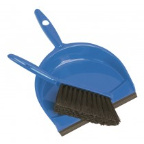 DUSTPAN & BRUSH SET COMPOSITE FROM SEALEY BM04 SYSP