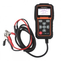 12 / 24 VOLT BATTERY ANALYSER FOXWELL BT705