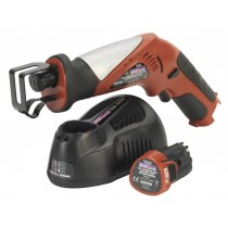 SEALEY CP40COMBO12 CORDLESS LITHIUM-ION RECIPROCATING SAW 12V WITH BATTERY & CHARGER